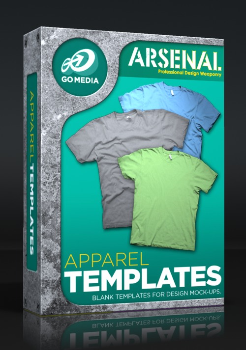 Apparel Template Box