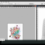 How to Create a Photorealistic Ladies Tee Mockup