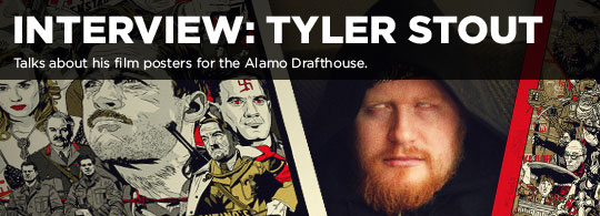 Tyler Stout interview