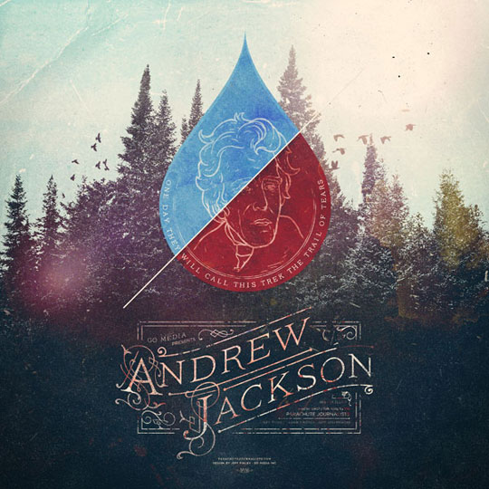 Andrew Jackson album cover