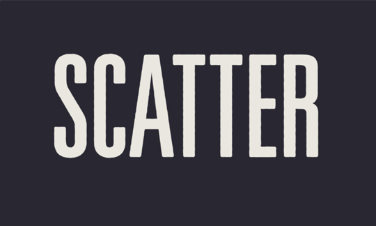 scatter brush type aging