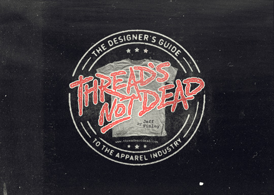 Thread's Not Dead - Ebook cover