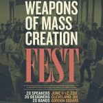 Weapons of Mass Creation Fest: 30 Days Away