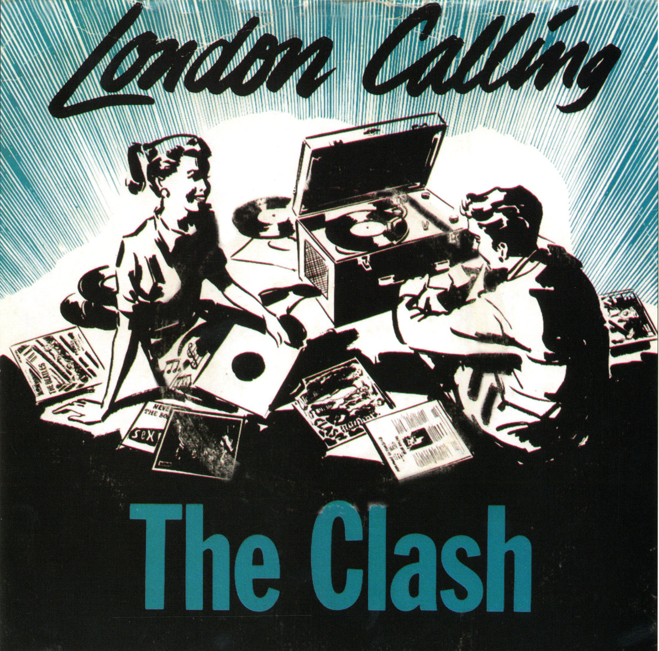 the clash001