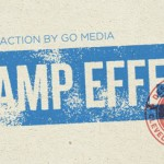 Photoshop Action: Stamp/Print Effect