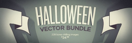 Halloween Vector Bundle