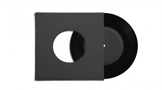Vinyl Record Sleeve & Record - 7 Inch