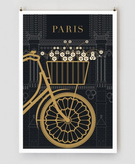PARIS TRAVELER SERIES