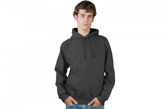 Men's Pullover Hoodie Modelshot